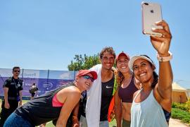 "Rafael Nadal beim ""Mallorca Open"""