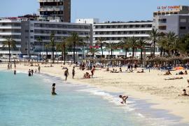 Mallorca-Hotels waren im Mai gut ausgelastet