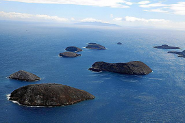 Statt in Madrid auf den Galapagos-Inseln gelandet