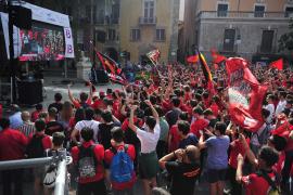 Nach deutschem Aus: Public Viewing in Palma beschlossen