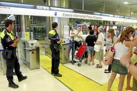 Tarjeta ciudadana gilt noch nicht in der Metro