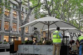 Terrassenexzesse: Bußgelder gegen 230 Gastronomen