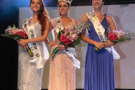 Die aktuelle Miss Turismo Illes Balears: Xisca Palma (M.) setzte sich bei der Wahl im vergangenen Jahr gegen Elena Olalla (l.) u
