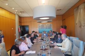 "Expertenrunde tagt zum Thema ""Balconing"" in Calvià"
