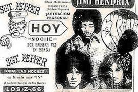 Mallorca-Rock-Geschichte: Jimi Hendrix in Palma