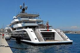 Am Mittwoch machte die Dar erstmals im Club de Mar von Palma fest.