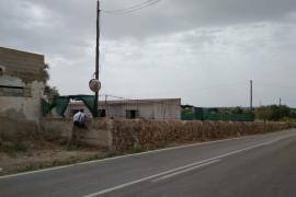 Der mutmaßliche Tatort im Außenbereich von Palma de Mallorca.