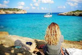 Skandinavische Pilotin Sara Johansson zeigt ihr Leben auf Instagram.