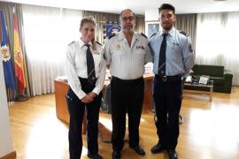 Deutsche Polizisten im Palma-Einsatz