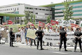 Parken an Krankenhäusern auf Mallorca bald gratis