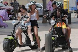 Fahrbeschränkungen und Tempolimits für Elektromobile