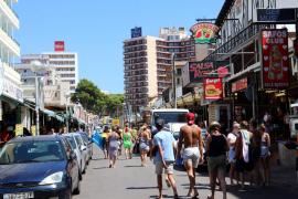 Zwei Prostituierte an der Playa de Palma festgenommen