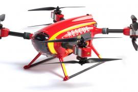 An der Playa de Muro kommen jetzt Drohnen zum Einsatz