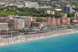 Keine neuen Lizenzen für Ferienhäuser an Palmas Playa