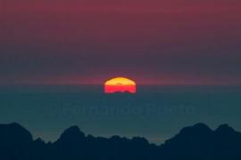 250 Kilometer: Mallorca von Alicante aus fotografiert