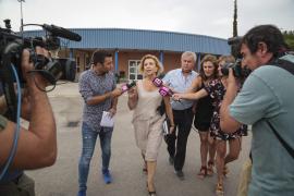 Ex-Inselratspräsidentin erhielt erstmals Freigang