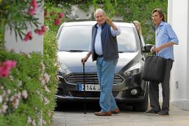 Altkönig Juan Carlos kommt nicht nach Mallorca
