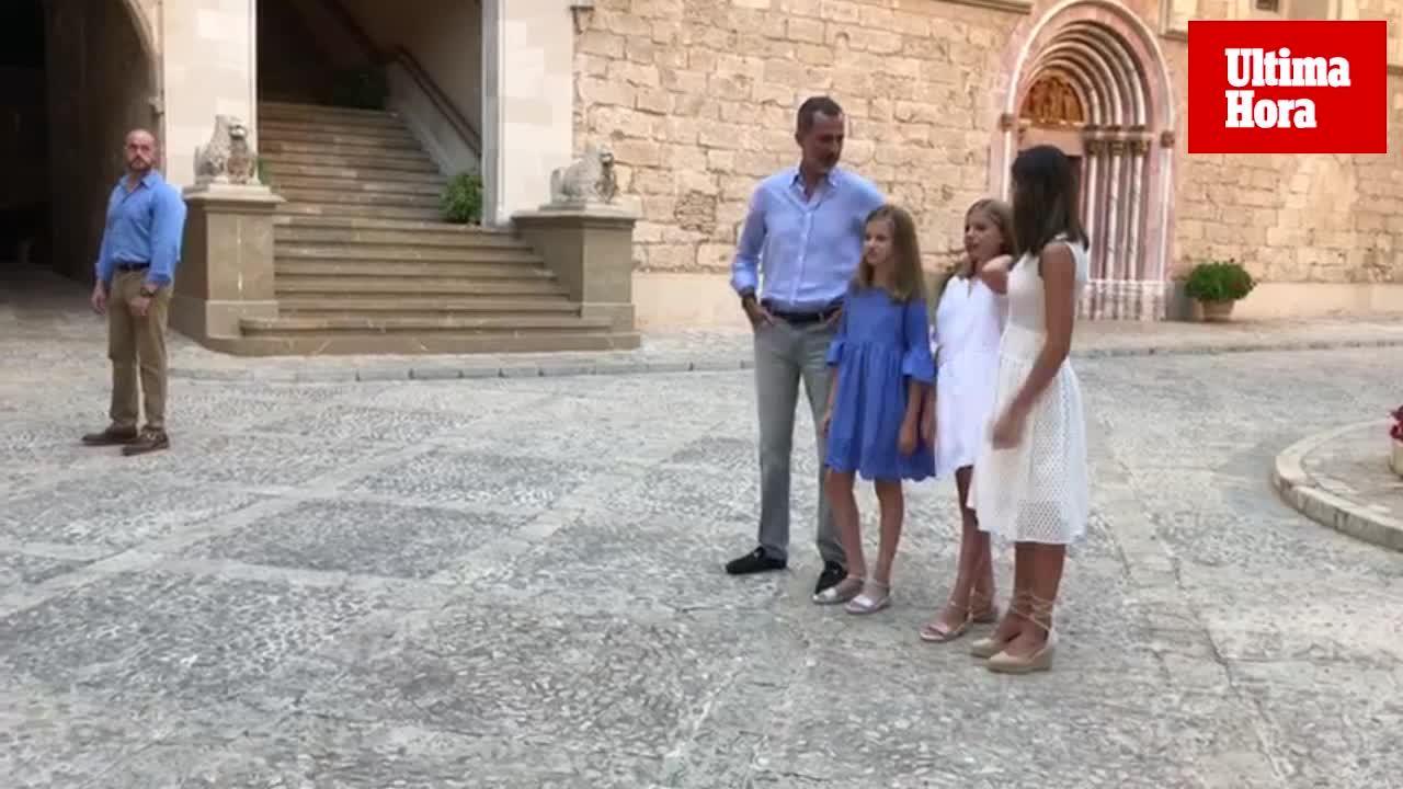 König Felipe VI. empfängt am Freitag die mallorquinische Gesellschaft