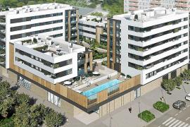 """Großes Interesse an Neubauprojekt """"Nou Llevant"""" in Palma"""