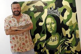 Der Mallorquiner, der mit dem Papst ein Bild malte