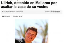 Eklat um Jan Ullrich und Til Schweiger auf Mallorca beschäftigt Polizei