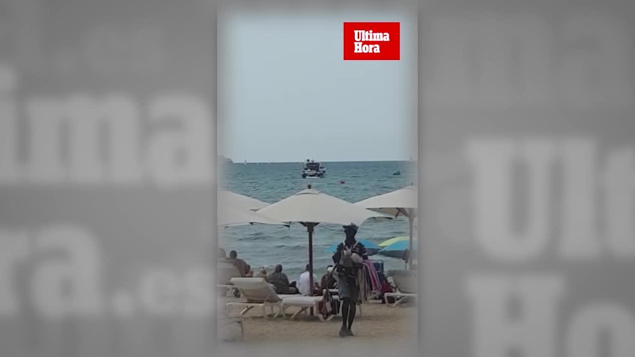 Partyboote an der Playa de Palma verärgern Anwohner
