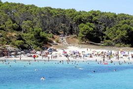 Cala Mondragó: Bald eingeschränkter Badespaß?