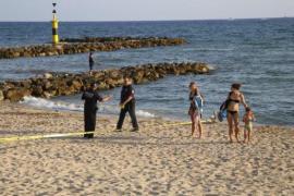 Strand von Ciutat Jardí wieder zum Baden freigegegen
