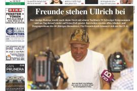 Jan Ullrich in Frankfurt festgenommen