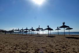 Palmas Stadtstrände wieder geöffnet