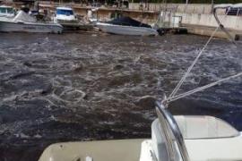 Palmas Stadtstrände nach Gewitterregen wieder gesperrt