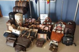 Polizei in Cala Millor beschlagnahmt gefälschte Ware