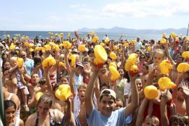 Bürgermeister will für Can Picafort wieder echte Enten