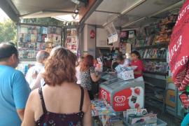 Palmas Ladenbetreiber klagen über Bürgerkarte