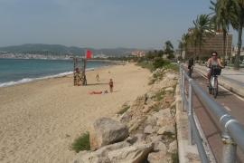 Palmas Stadtstrände seit Montag wieder geöffnet