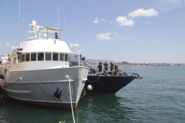 Drogenyacht lag zwei Jahre immer wieder in Port Adriano
