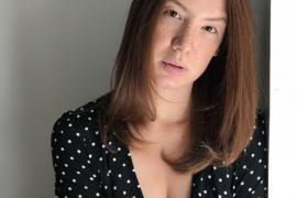 """Kann die Aufregung um ihren Dreh nicht verstehen: Pornodarstellerin """"ValerieTV""""."""