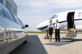 40 Prozent mehr Privatjets und Lufttaxis auf Mallorca