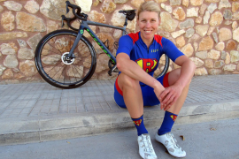 Rad-Monika ab Samstag auf großer Fahrt