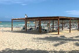 Cala Millor hat jetzt eine Behindertenecke am Strand