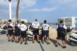 Polizei kontrolliert in Calvià verstärkt die Strände