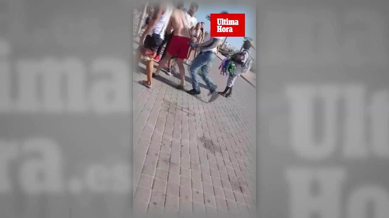 Deutsche Touristen in Prügelei an der Playa verwickelt