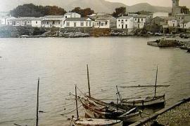 """1978, als das """"CasaNova"""" noch die Pension """"Miravista"""" war, gab es in Cala Rajada nur wenige Läden"""