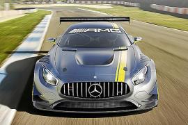 Ein Mercedes-AMG GT 3 kommt nach Mallorca.
