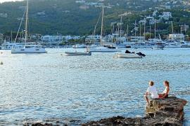 Zwar ist der Hügel stark bebaut, ein romantisches Plätzchen lässt sich in Port d'Andratx aber immer noch finden.