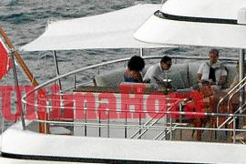 Michelle Obama hat Mallorca wieder verlassen