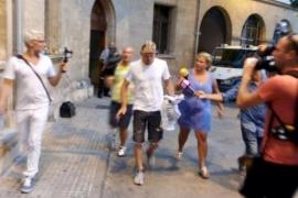 Jan Ullrich ist zurück auf Mallorca