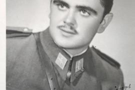 Großvater Alfonso Jiménez war einst Zivilgardist in Deià.