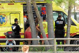 Windböe reißt Baby in die Tiefe: schwerverletzt