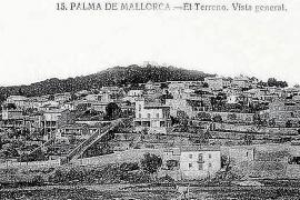 So dörflich sah es Anfang des 20. Jahrhunderts in El Terreno aus.